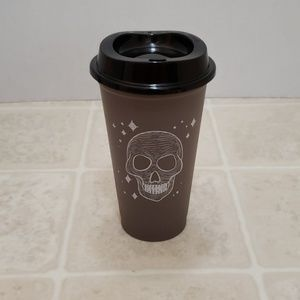 Starbucks Limited Edition Halloween Skull Cup 16oz